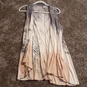 Parsley and Sage Vest XL